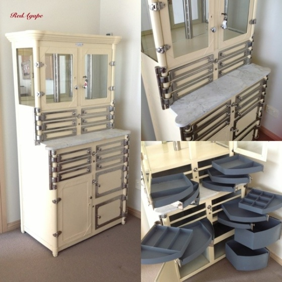 Aseptic Dental Cabinet - Aseptic Dental Cabinet RedAgape Style & Design Old