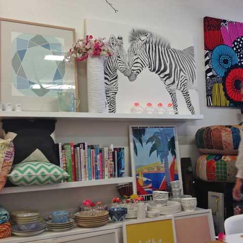 jumbled workshop zebra canvas penny farthing DH