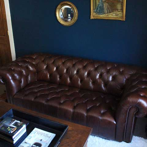 parlour before and after chesterfield