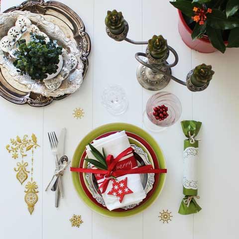 7 vignettes feast christmas