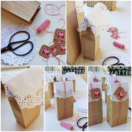 diy party bags loot bags