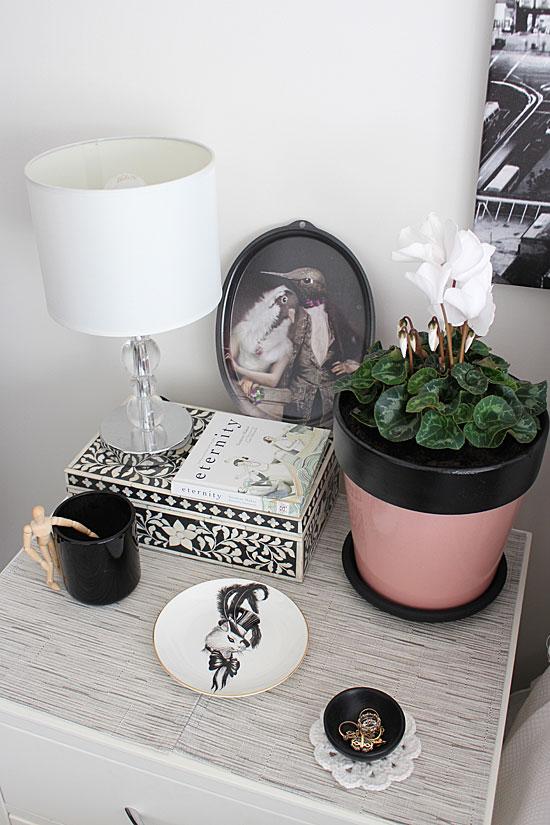 using plants in interior design