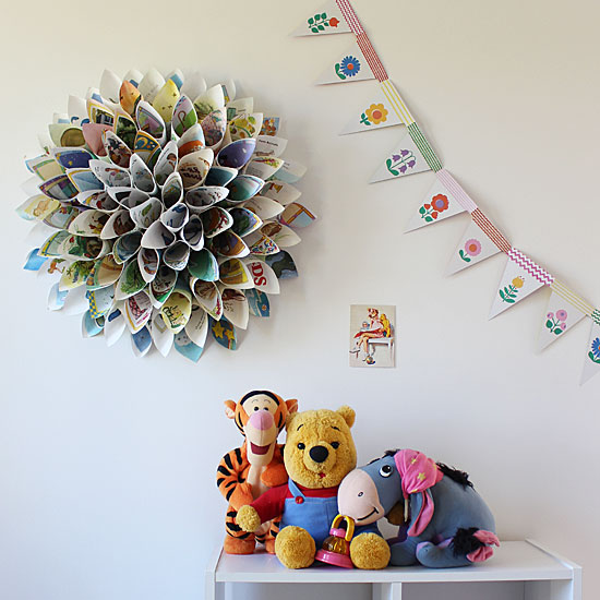 diy kids wall decor