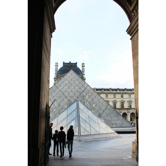 the louvre Paris