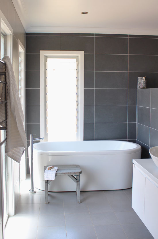 houzz modern bathroom