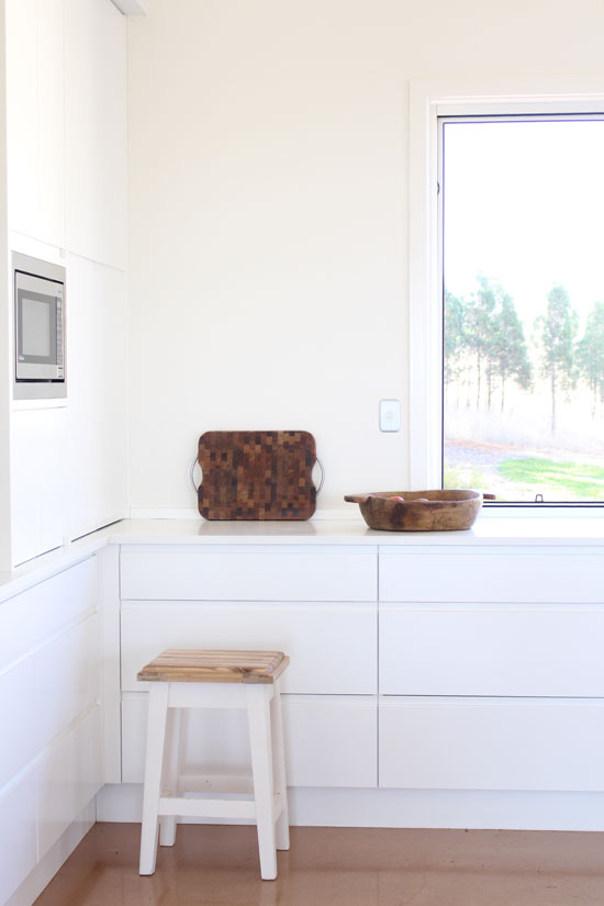 houzz white wood kitchen