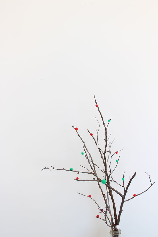christmas branches
