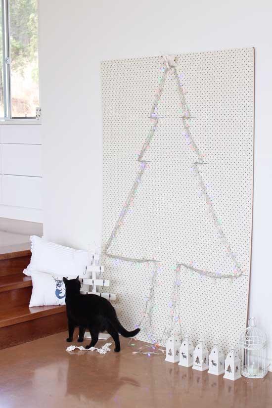 unique christmas decorating